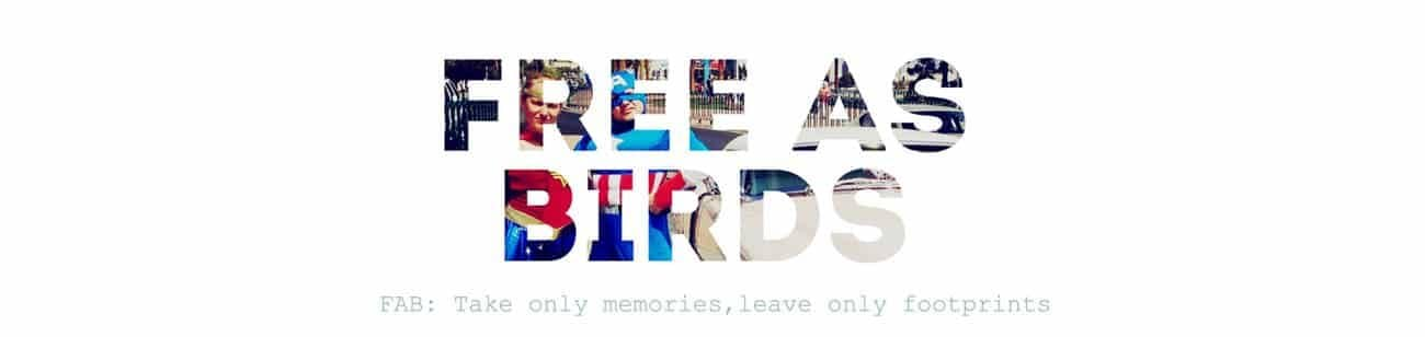 Free as Birds travelblog